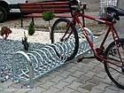 Велопарковка на 6 велосипедів Viro-6 Польща, фото 3