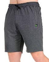 Мужские шорты «CLASSIC» антрацит р-ры S-XXL