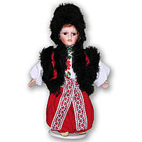 Кукла козак, лялька в колекцію, кукла коллекционная, куклы в подарок