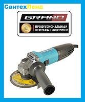 Болгарка Grand МШУ 125-1250