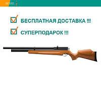 Пневматическая винтовка SPA M22 дерево предварительная накачка PCP 305 м/с, фото 1