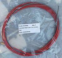 Спираль подающая (бауден) красная 3,4м