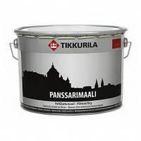 Краска для крыш Панссаримаали (Tikkurila Panssarimaali), C, 2,7л