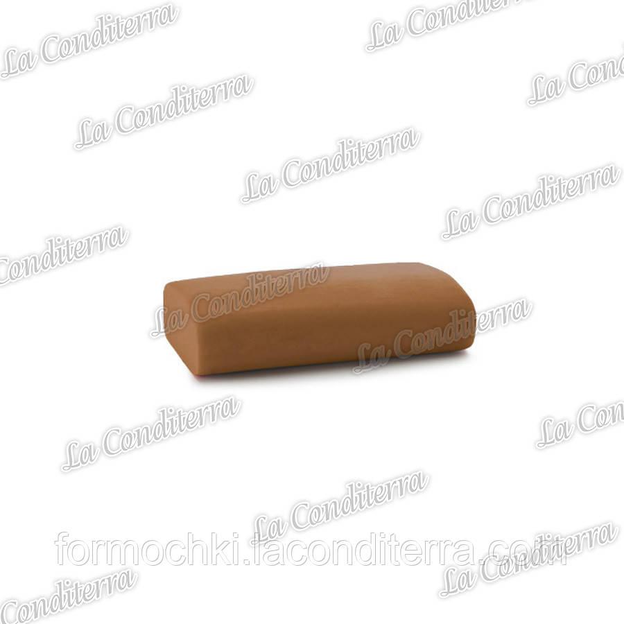 "Коричневая мастика для обтяжки тортов ""Rue Flambee"", 1 кг"