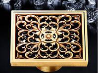 Трап для душа бронза душевой кабины 0423, фото 1