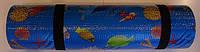 Пляжный влагонепроницаемый коврик с рисунком ввиде рыбок, новинка, толщ.: 8мм. ширина: 55см., длинна