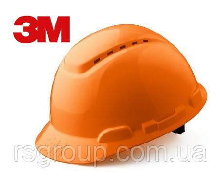 Каска 3М H-700N-OR с вентиляцией