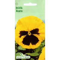 Семена Анютины глазки желтая 0,05 г