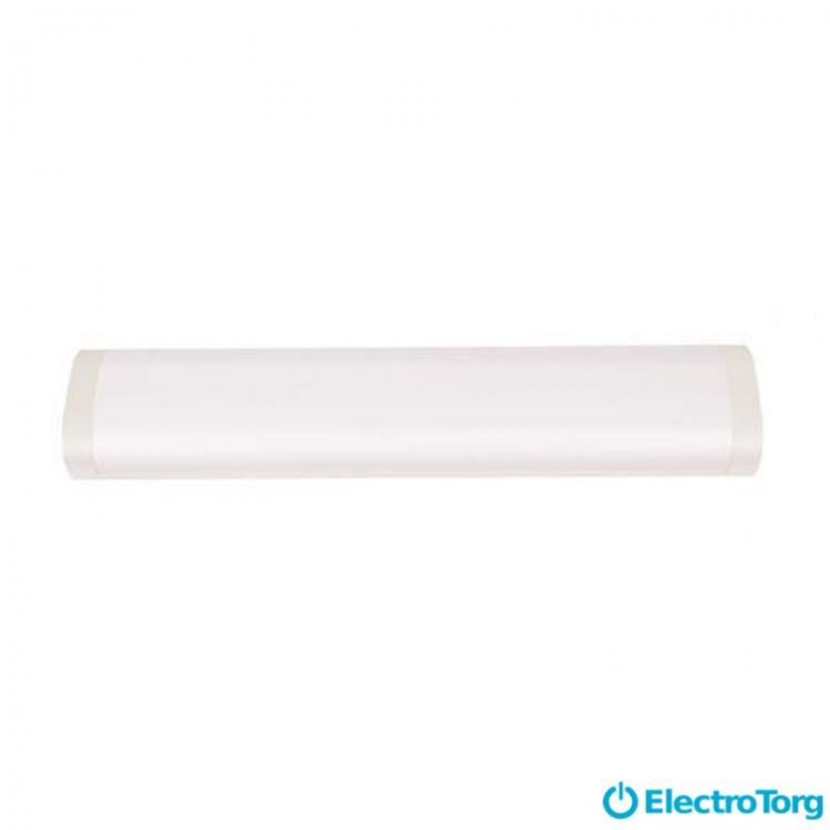 Светильник люминесцентный мебельный FLK 2х14Вт IP20 G5 Delux