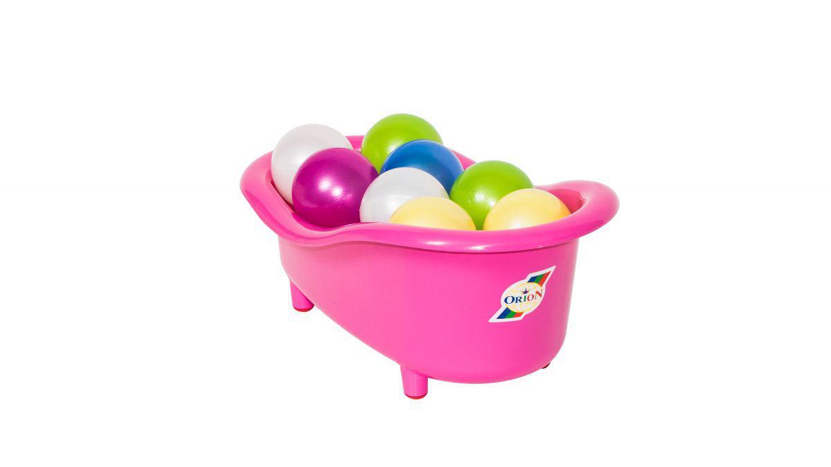 Ванночка с шариками, большая (лиловая)