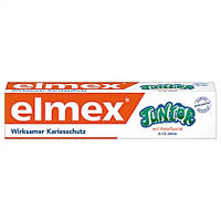 Elmex Junior-Zahnpasta - Детская Зубная паста