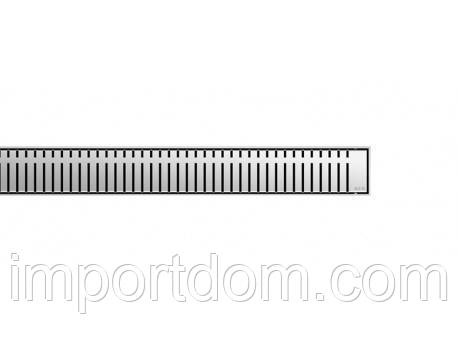 "Решетка для душевого канала ACO E-line ""Пиано"" 1200мм"