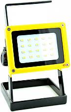 Акумуляторний світлодіодний прожектор Led Flood Light Outdoor BL204, фото 2