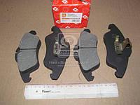 Колодка торм. диск. MB SPRINTER, VITO, LT28-46 передн.  DK.0024203920