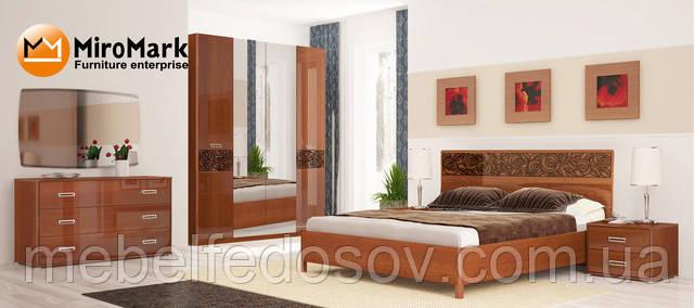Модульная спальня Флора (Миро Марк/MiroMark)