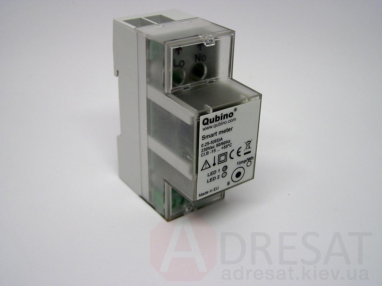 ZMNHTD1, Qubino Smart Meter, Z-Wave вимірювач енергоспоживання