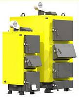 Промышленные котлы длительного горения на твёрдом топливе  KRONAS UNIC NEW (КРОНАС УНИК НЬЮ) 125 кВт  , фото 1