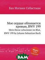 Бах Иоганн Себастьян Мое сердце обливается кровью, BWV 199