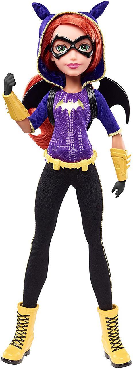 "Кукла DC Супер герои Бэтгерл Super Hero Girls Batgirl 12"" Action Doll"