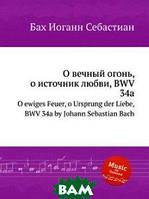 Бах Иоганн Себастьян О вечный огонь, о источник любви, BWV 34а
