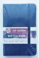 Блокнот для графики Talens Art Creation 9*14см 80л 140г/м черная обложка