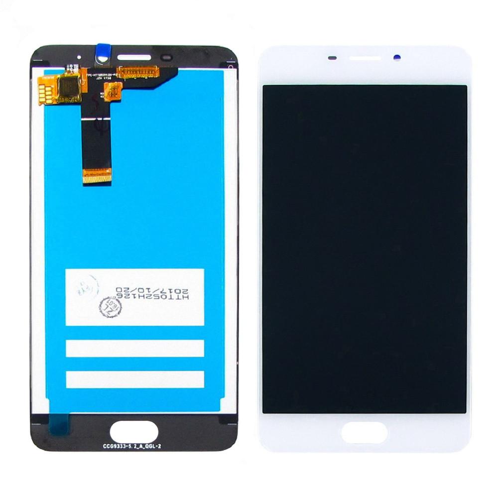 Дисплей для Meizu M6 (M711) с тачскрином белый Оригинал (тестирован)