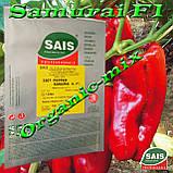 САМУРАЙ F1 / SAMURAI F1, семена сладкого перца, проф. пакет 1000 семян ТМ Sais (Италия), фото 2