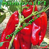 САМУРАЙ F1 / SAMURAI F1, семена сладкого перца, проф. пакет 100 семян ТМ Sais (Италия), фото 3