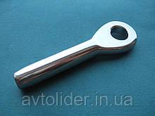 ESS нержавеющий наконечник для троса, обух для леерного ограждения.