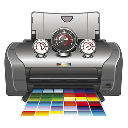 Прочистка печатающей головки (сервис настройка ремонт), фото 2