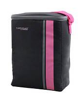 Изотермическая сумка ThermoCafe 12Can Cooler, 9 л цвет розовый, фото 3