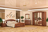 Спальня «Милано» Мебель Сервис.