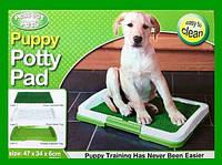 Туалет для собак Puppy Potty Pad!Опт