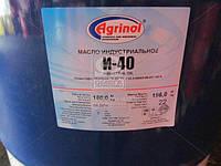 Масло индустриальное Агринол И-40А (Бочка 180кг) 4802859435