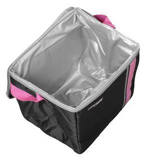 Изотермическая сумка ThermoCafe 24Can Cooler, 16 л цвет розовый, фото 2