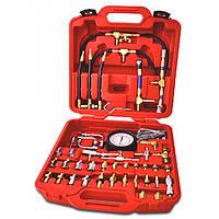 Тестер для инжекторов универсальный (профессиональный, полный) TOPTUL JGAI8101