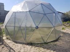 Купольні теплиці сферичні