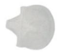 Силіконовий клапан для троакару, 10 мм LPM-0701.27