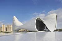 Королева архитектуры ХХI века