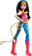"Кукла DC Супер герои Чудо Женщина Super Hero Girls Wonder Woman 12"" Action Doll, фото 1"