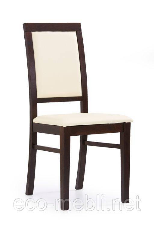 Дерев'яне крісло на кухню Sylwek 1 Halmar
