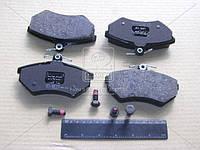 Колодка торм. AUDI 80, VW CADDY, GOLF, PASSAT передн. (пр-во TRW) GDB1044