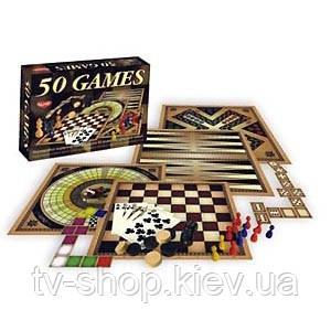 Настольная игра «50 games»