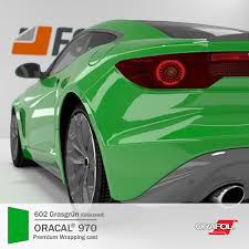 Oracal 970, Grass Green Gloss 602