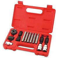 Набор для снятия шкивов генераторов 13 ед. TOPTUL JGAI1301