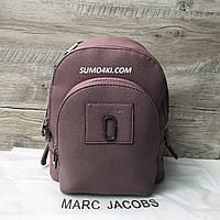 Стильный женский рюкзак Marc Jacobs среднего размера