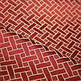 Ткань в ромбик цвета в ассортименте, фото 2