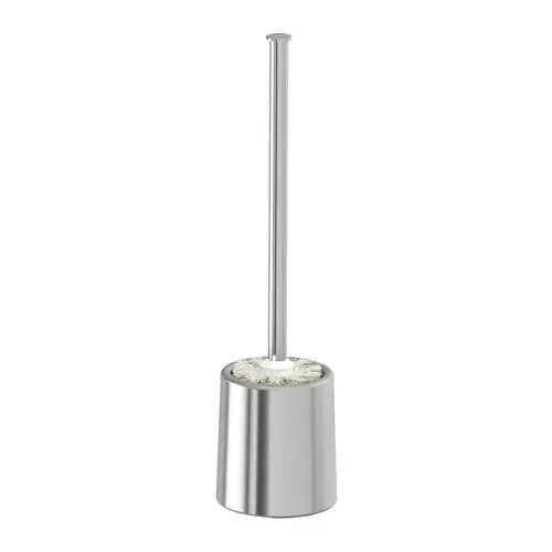 Щетка для унитаза IKEA BROGRUND нержавеющая сталь 403.285.38