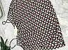 Топ с пестрым принтом на тонких бретелях  MK1825288, фото 3