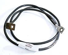 Провод силовой клеммы аккумулятора Рено Лагуна 1. Минусовой. 16,5 см. Б.У